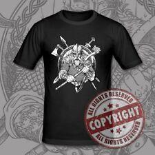 VORVERKAUF! T-Shirt Wikinger Vikings Walhalla Germanen Nordisch Odin Thor North