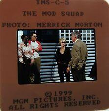 MOD SQUAD CAST Claire Danes Giovanni Ribisi Omar Epps Josh Brolin 1999 SLIDE 1