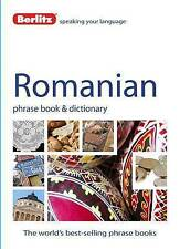 Berlitz Language: Romanian Phrase Book & Dictionary by Berlitz Publishing Company (Paperback, 2013)