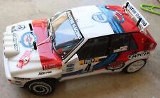 TAMIYA 1/10 LANCIA DELTA HF INTEGRALE EVO RC REMOTE CONTROL CAR #58117