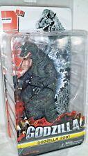 "SEALED NECA 2001 GODZILLA Modern Movie Classic Monster action figure 12"" RETIRED"
