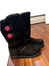 little girl Boots size 13 Skechers