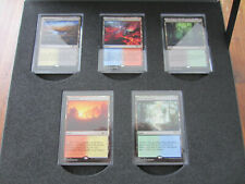 MTG Secret Lair Ultimate Edition Fetchlands Magic the Gathering
