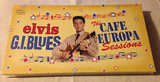 ELVIS PRESLEY - G.I. Blues The Cafe Europa Sessions 4CD+BOOK BRAND NEW & SEALED!
