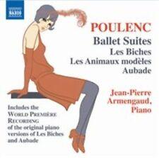 Poulenc: Les Animaux modèles, Les Biches, Aubade, New Music