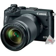 Canon EOS M6 Mirrorless Digital Camera with 18-150mm Lens (BLACK)K