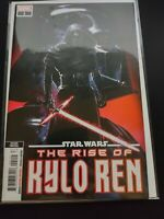STAR WARS THE RISE OF KYLO REN Issue #1 Comic 2nd Print Second Print Mint