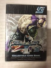 Soulcalibur 3 TCG CCG Voldo 60-card Theme Deck For Trading Card Game Sealed