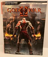 2007 Brady Games God Of War II 2 PlayStation 2 Signature Series Strategy Guide