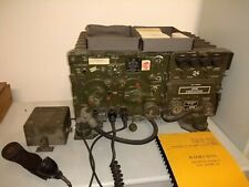 MILITARY WWII TRUCK/JEEP RADIO POWERSUPPLY PP-112A/GR+RECEIVER-TRASMITTER RT68