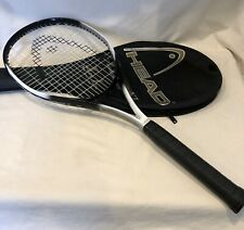 "Head Graphite COMP XL Oversize Tennis Racket Fusion Technology 4 1/4"" SL 2"