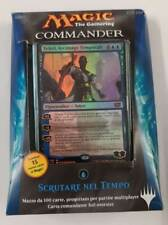 MTG Magic Commander - Scrutare nel Tempo - ITA Factory Sealed