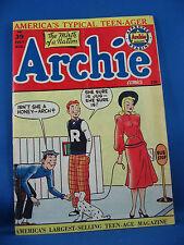 ARCHIE COMICS 39 VG+ 1949