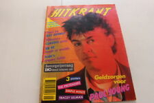 HITKRANT # 2 1984 PAUL YOUNG DOLLY DOTS FRIDA ABBA DYNASTY PRETENDERS DIO