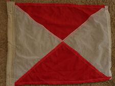 """EAST GERMAN """"VOLKSMARINE"""" NAVAL FLAG 13"""