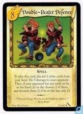 Harry Potter TCG Chamber of Secrets Double-Beater Defence 12/140