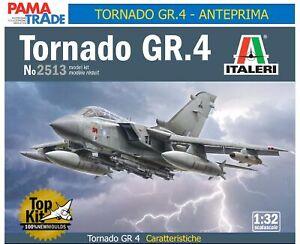 Italeri IT2513 - TORNADO GR 4 RAF  1:32