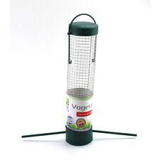 3x Futtersilo für Vögel zum hängen 28cm x Durchmesser 6,5cm