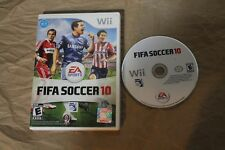 USED EA Sports Fifa Soccer 10 Nintendo Wii (NTSC) Canadian Seller!!