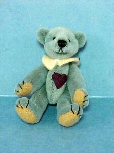 Deb Canham - Pear Drop Bear - Little Newbie's Coll - LE #38 of 1000 - Mint -New