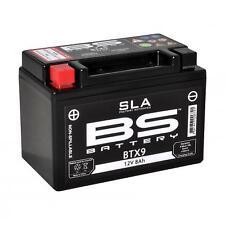 Battery BS Battery SLA BTX9 (FA) HONDA NT V Deauville 650 (1998-2005)