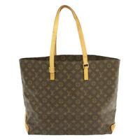LOUIS VUITTON Monogram Cabas Alto Tote Bag M51152 LV Auth pg1460