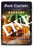 GOOD CHARLOTTE 'LIVE AT BRIXTON ACADEMY' DVD NEUWARE!!!