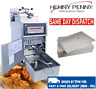 Henny Penny Chicken Machine Oil Filter Paper 100/50 Sheets Genuine Free P&P