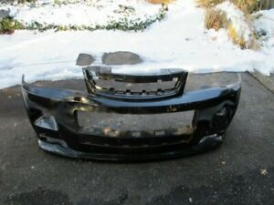 2006 2007 Saturn Vue Redline Front Bumper Black ***NO SHIPPING*** Local Pickup