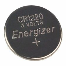 Energizer Lithium Button Cell Battery Cr1220 3 V 1-blister