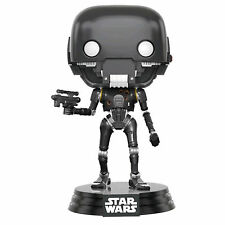 Star Wars: Rogue One - K-2SO with Blaster Battle Damaged NYCC 2017 Exclusive Pop
