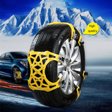 Car Tire Chains Wheel Chain Thickened Beef Tendon for Snow Mud Road Wheel Chain