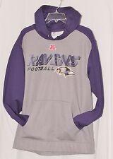 Baltimore RAVENS NFL Sweatshirt Hoodie Size Large  NWOT