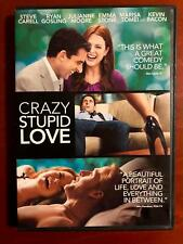 Crazy, Stupid, Love (DVD, 2011) - D1203