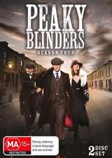 Peaky Blinders : Season 4 (DVD, 2-Disc Set) NEW