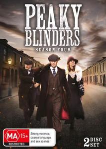 Peaky Blinders : Season 4 : NEW DVD