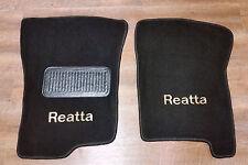 Custom 1990 Buick Reatta Floor Mat Set 1988 1989 1991