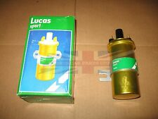 New Lucas Gold Sport Coil Triumph TR3 TR4 TR6 Spitfire Push On Connection DLB105