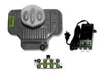 Directv 4K SWM LNB 21V Power 8-Way Splitter 21 Tuner Band GEN2 DSWM UHD SWM3 13