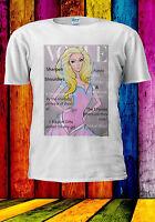 Disney Princess Sleeping Beauty Vogue T-shirt Vest Tank Top Men Women Unisex 526
