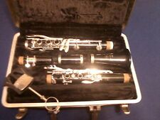 VINTAGE SELMER BUNDY RESONITE Bp CLARINET w/GEO M BUNDY #3 MOUTHPIECE