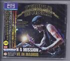 MICHAEL SCHENKER On A Mission Live In Madrid JAPAN 2 cd set Blu-Spec MSG NEW