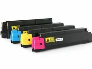 1x Non-Genuine TK-584 TK584K TK584C TK584M Toner for Kyocera FS-C5150 FS-C5150DN