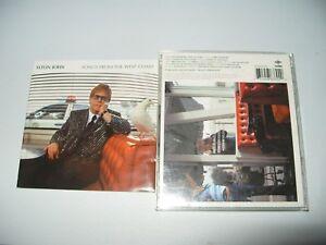 Elton John - Songs from the West Coast (2002) cd 12 Tracks