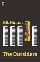 The Outsiders by S. E. Hinton (Paperback) Book