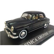 Simca Aronde 1951 1:43 Ixo Altaya Diecast maqueta coche