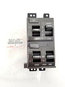 New Genuine OEM Lexus 84970-60070 Driver Master Window Switch 2010-2018 GX460