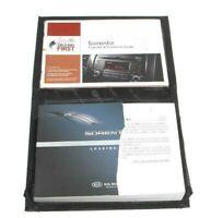 2010 KIA Sorento Factory Original Owners Manual Portfolio #14