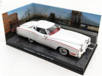 UH 1:43 Cadillac Corvorado 007 James Bond Car Live And Let Die Diecast Model