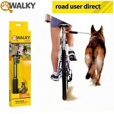 Walky Dog Plus - The Dog Walking Bike Attachment - Fits All Cycles